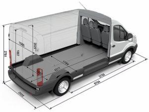 авто мебельный фургон
