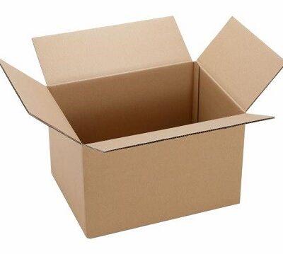 короб картонный