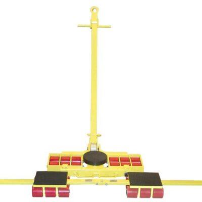 Комплекты такелажных платформ от 10 до 48 тонн